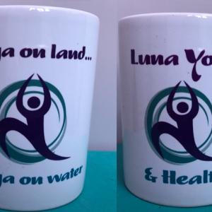 Luna Yoga & Health Mug