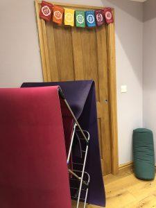 Drying Yoga Mats